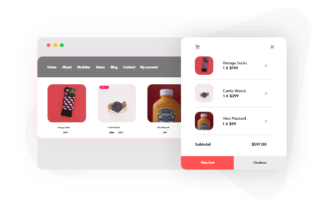 off-canvas-cart-woocommerce