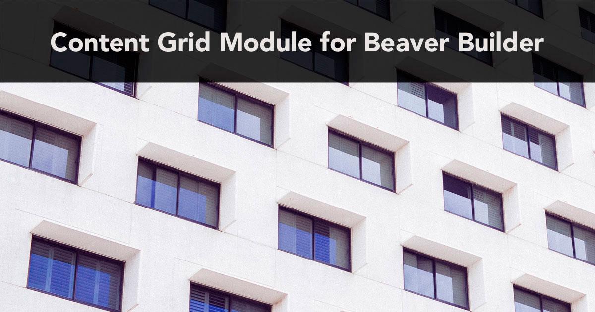 content-grid-module