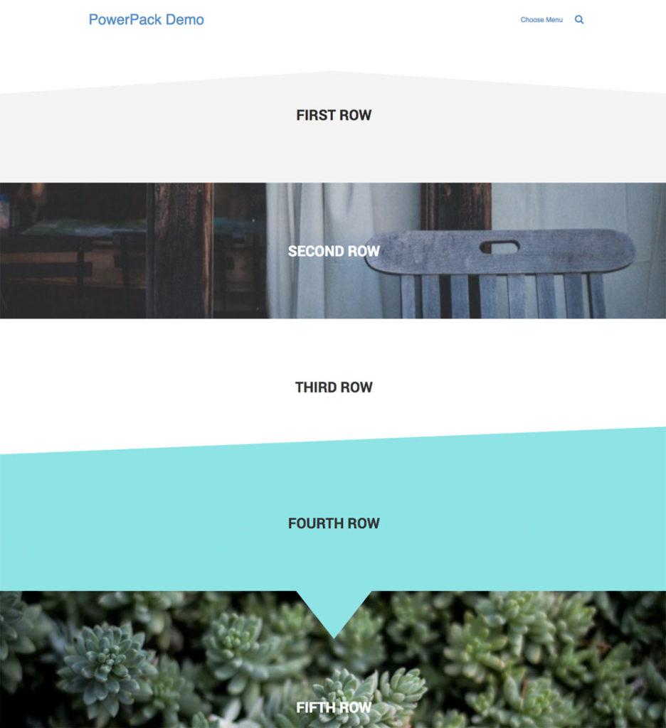row-separator-page-demo