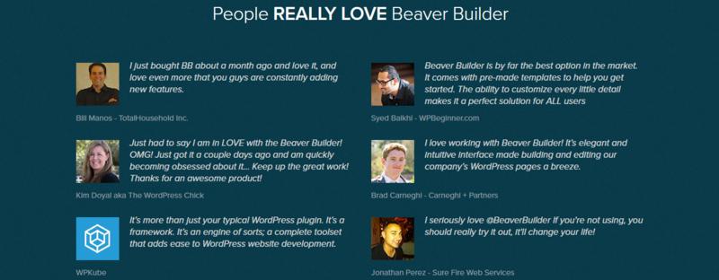 beaver builder reviews