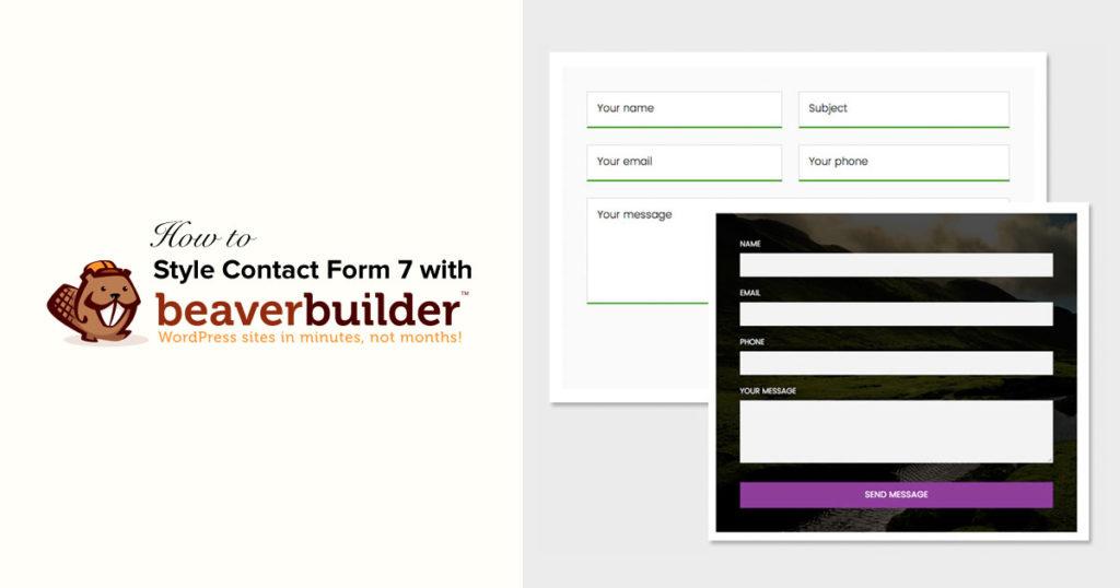 contact-form7-beaver-builder
