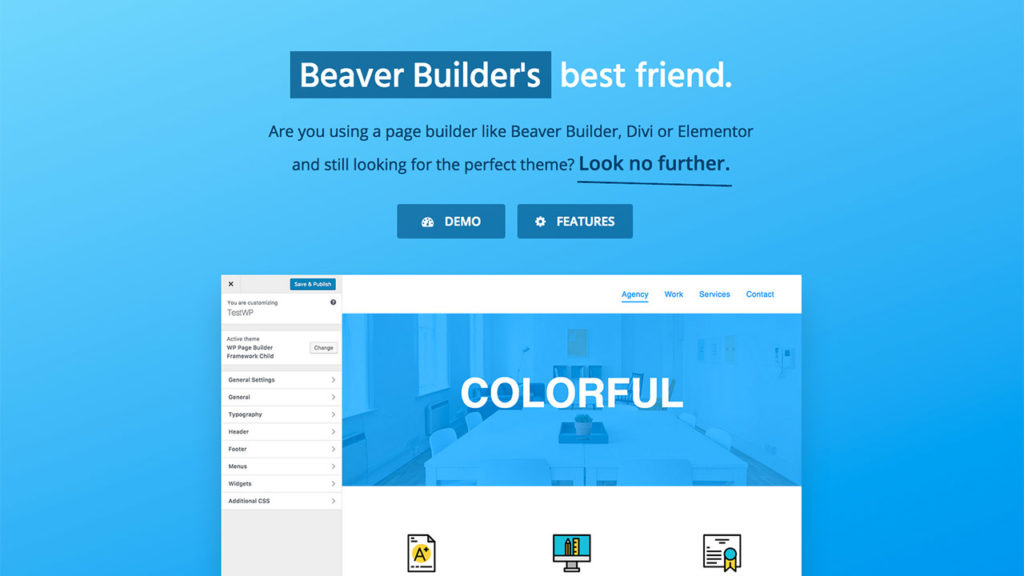 page-builder-framework-wordpress
