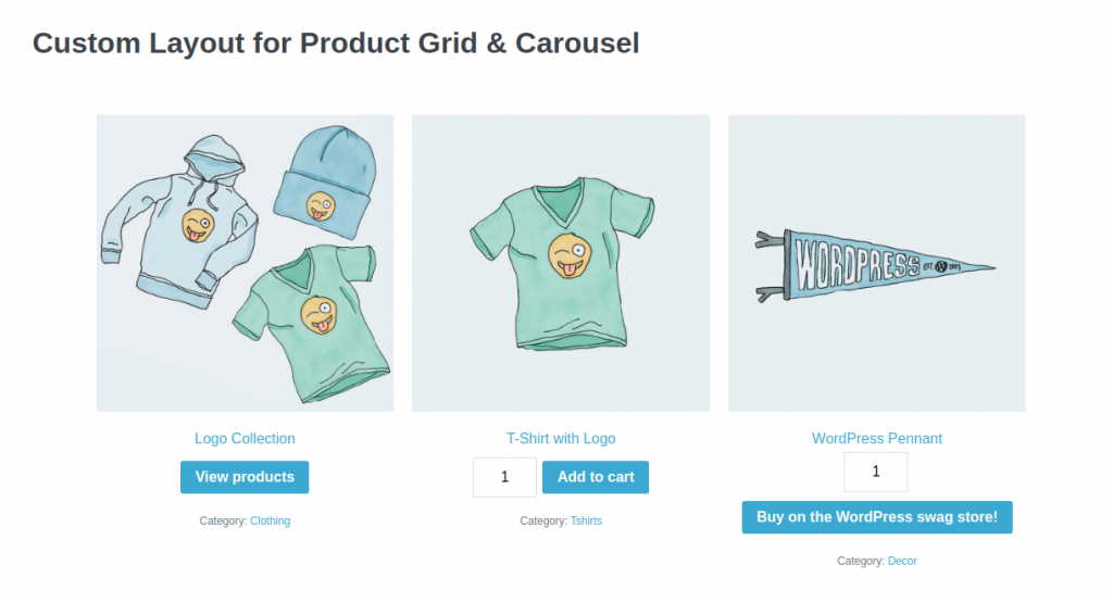 Product Grid