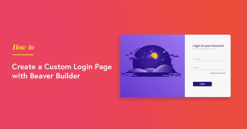 custom-login-beaver-builder