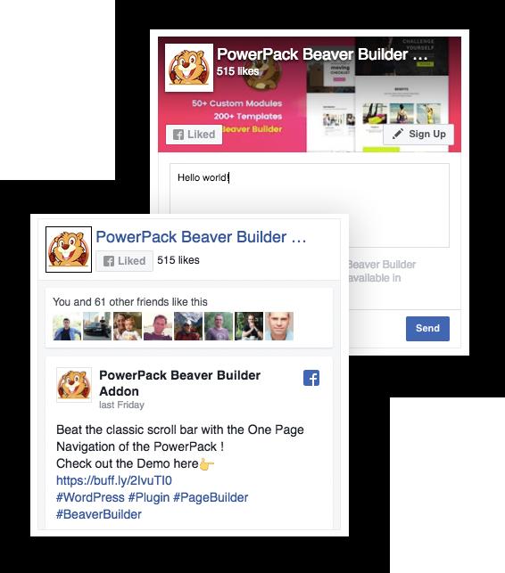 facebook-page-beaver-builder-module