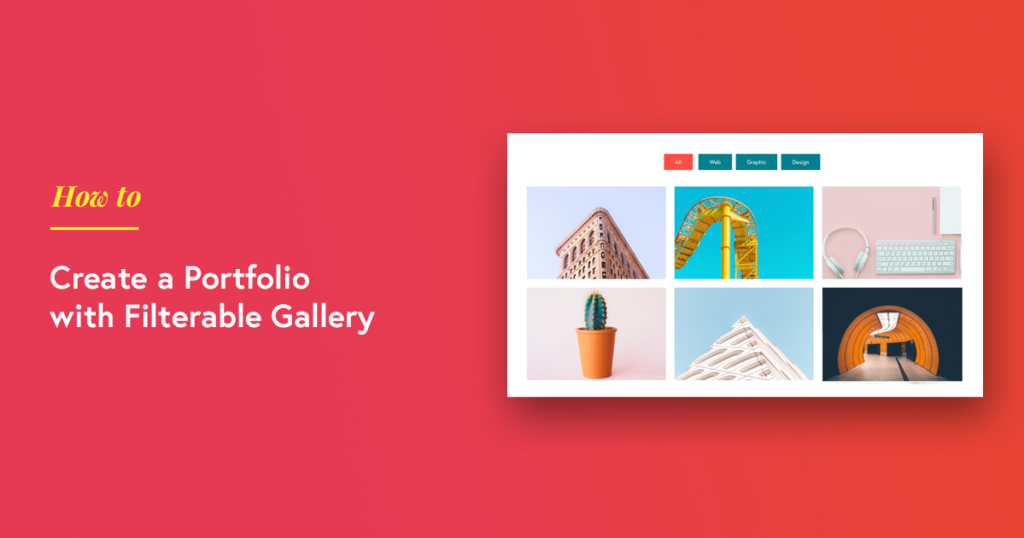 filterable gallery beaver builder