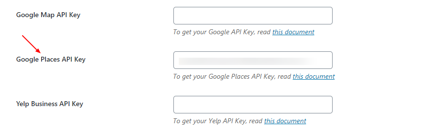 Add License Key to PowerPack's Settings